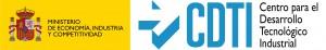 Logo CDTI-MEIC en alta resolución